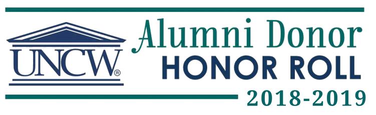 Alumni Donor Honor Roll