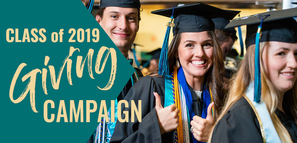 Class of 2019 Giving Campaign