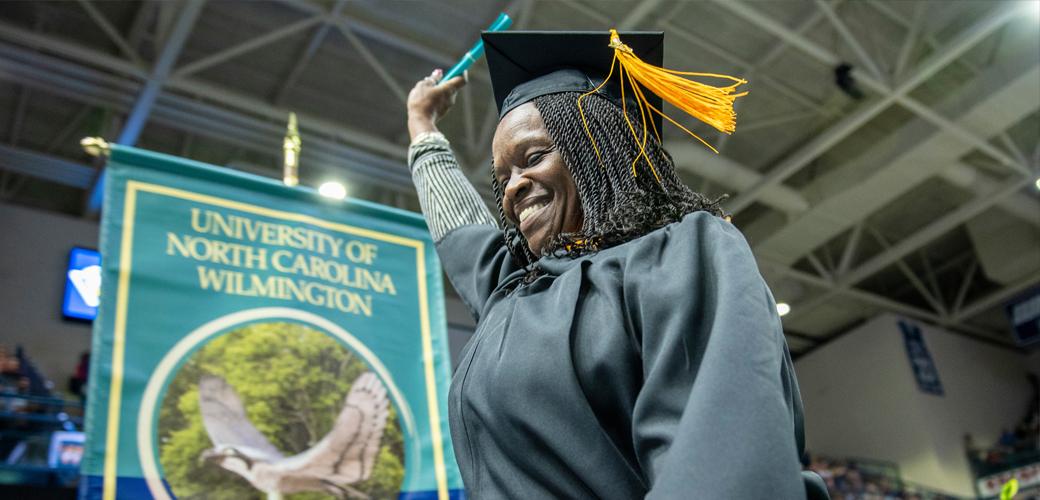 UNCW Graduates