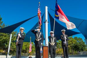 UNCW Veterans Day