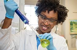 UNCW Chemistry Student