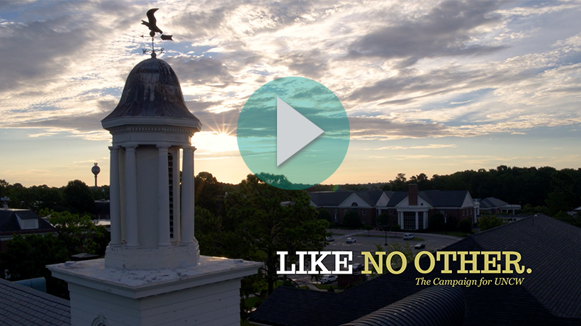 Like No Other: The Campaign for UNCW