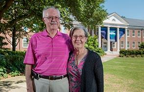 Steve Reilly & Larri Short