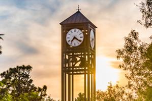 UNCW Clock Tower
